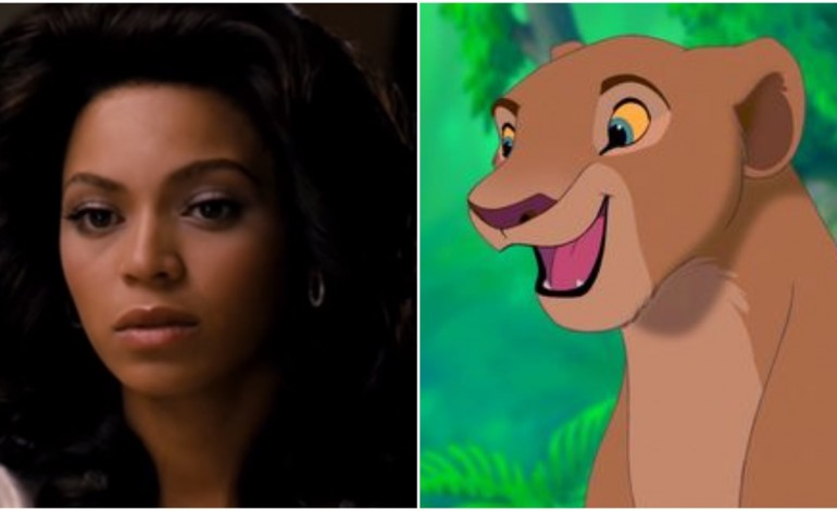 This SUPERSTAR is rumoured to voice Nala in The Lion King remake