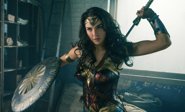 New Wonder Woman trailer reveals heroine's origin