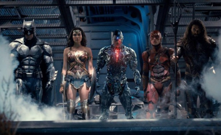 Watch DC Superheroes Come Together in First 'Justice League' Trailer