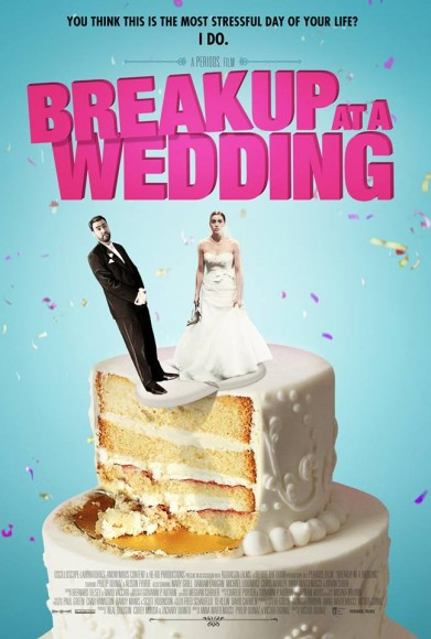 'Breakup at a Wedding' promotional poster