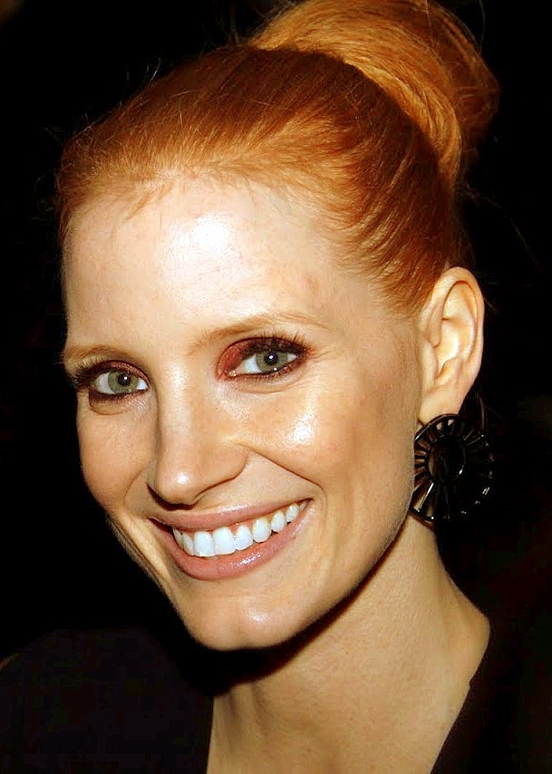 jessica chastain the help