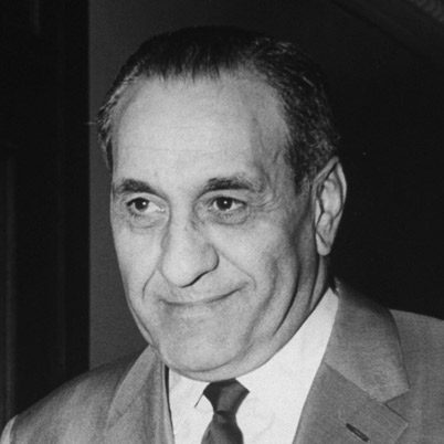 Chicago Outfit boss Tony Accardo