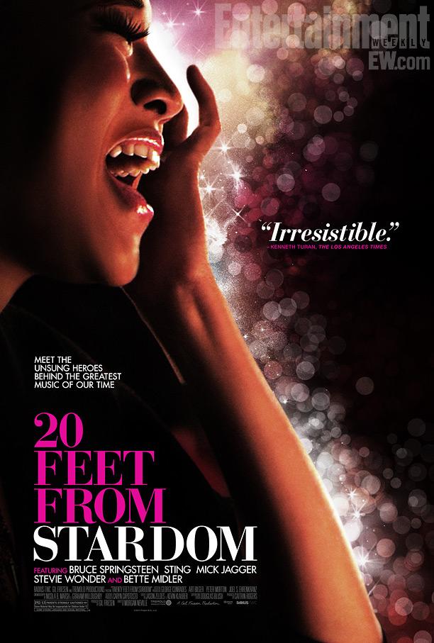 Twenty Feet from Stardom (2013) poster