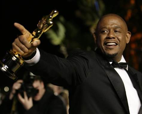 Forrest Whitaker following his Oscar win for 2006's 'The Last King of Scotland'