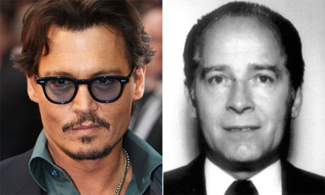 Johnny Depp in line to play James 'Whitey' Bulger in forthcoming film Black Mass