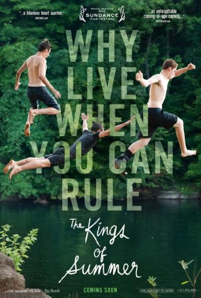kings of summer poster