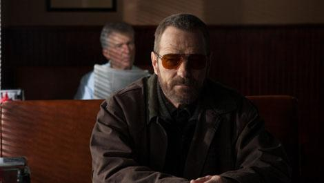 Bryan Cranston: finished with Walter White, not with crime