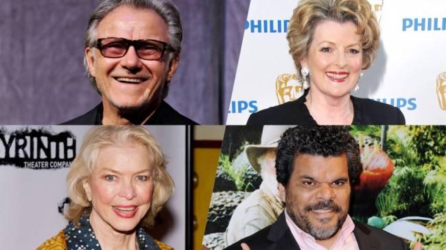 Harvey Keitel, Brenda Blethlyn, Luis Guzman and Ellen Burnstyn star  with Forest Whitaker in Enemy Way