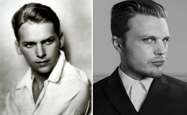 Mary Pickford's first husband Owen Moore, who will be portrayed by Michael Pitt.