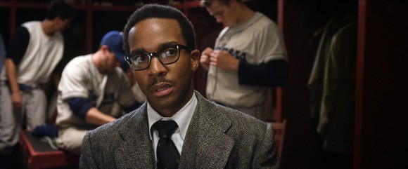 Andre Holland as Wendell Smith in '42'