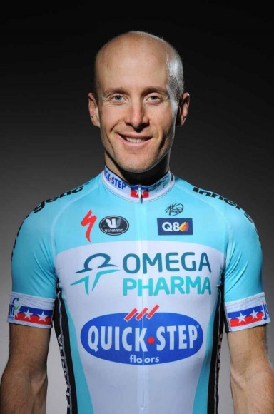 Former professional cyclist and Lance Armstrong teammate Levi Leipheimer