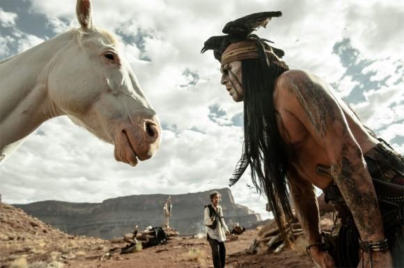 lone ranger horse talker