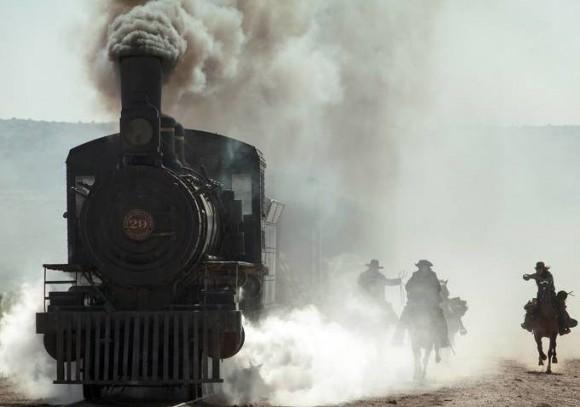 lone ranger train
