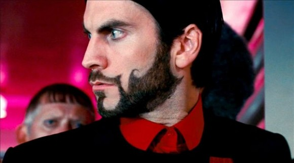 Wes Bentley's an actor on the rise - but is it him or the beard that's getting more attention?