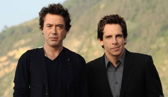 BEN and RDJR.