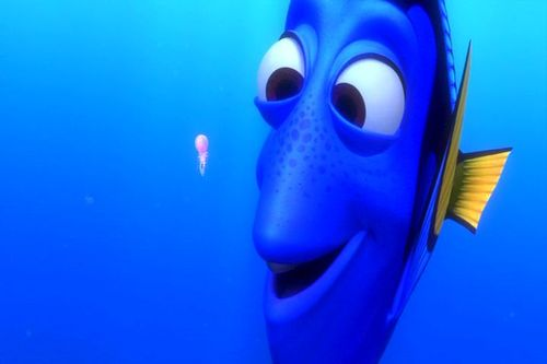 Finding-nemo-dory-squishy