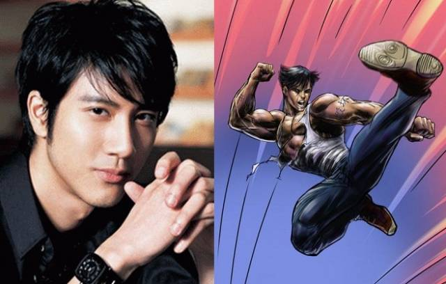 Leehom Wang will play 'The Annihilator'