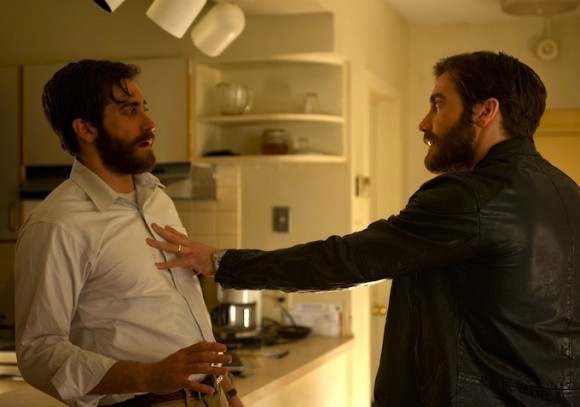 Jake Gyllenhaal playing dual roles in 'Enemy'