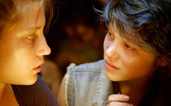 Still from 'Blue is the Warmest Color'