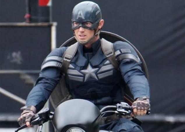 Chris Evans is Captain AM