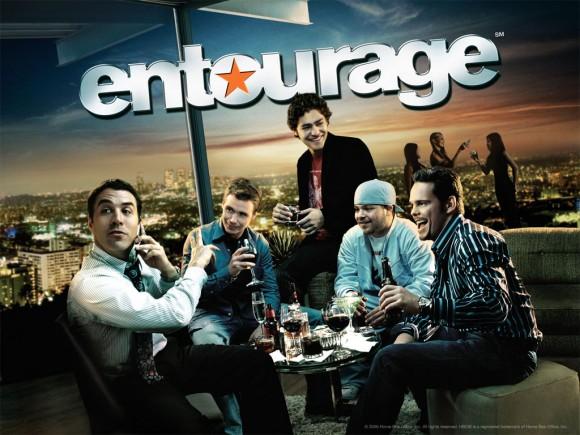 Entourage Promo Pic