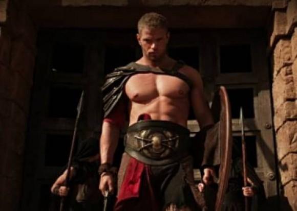 Kellan Lutz is 'Hercules: The Legend Begins'