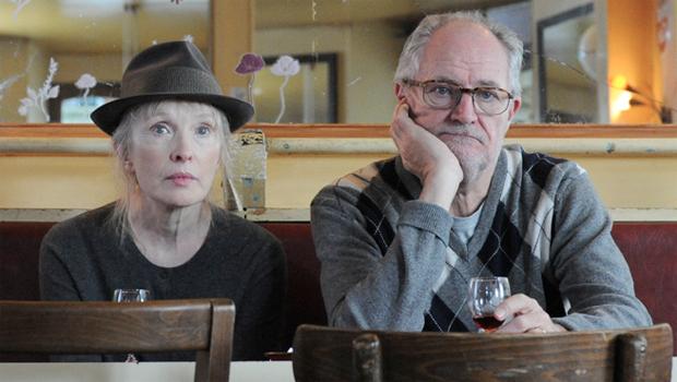 Lindsay Duncan and Jim Broadbent star in 'Le-Weekend'