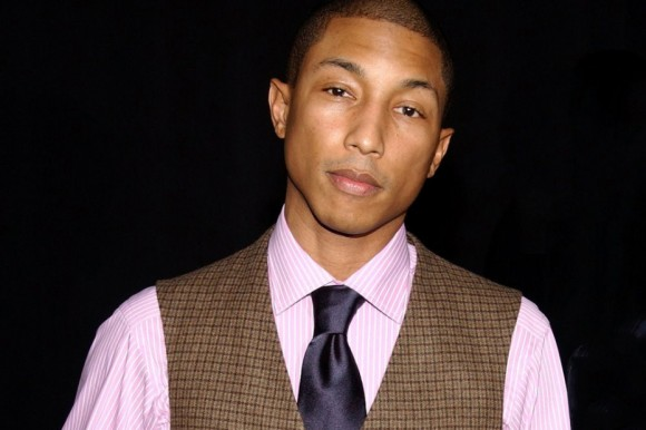 Pharrell Williams of the Neptunes and N.E.R.D.