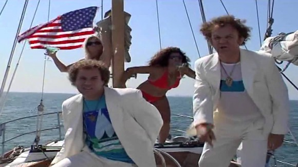 Ferrell and Reilly in 'Step Brothers'