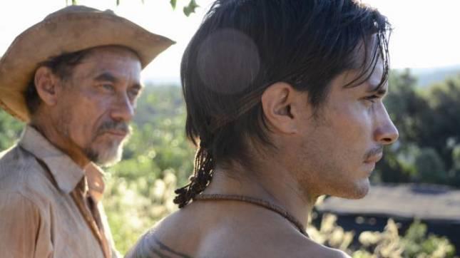 Gael Garcia Bernal stars as a mysterious shaman in 'El Ardor' and English-language film.