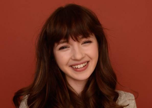Newcomer Gina Piersanti plays the lead in 'It Felt Like Love'