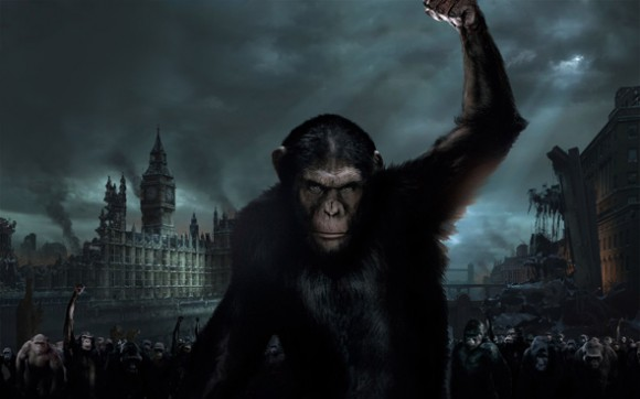 Dawn of the planet-of-the-apes