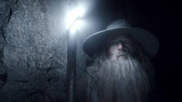 Gandalf Desolation of Smaug Ian McKellen