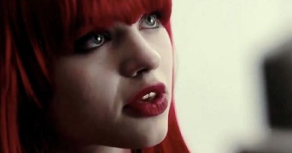 India Eisley avenges her father's death in 'Kite'