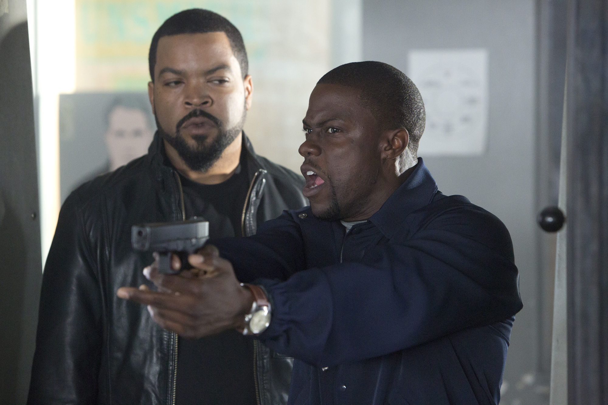 Ice Cube Cast in Untitled Sci-Fi for Universal