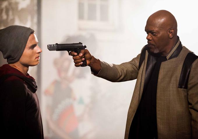 Samuel L. Jackson stars in 'Kite'
