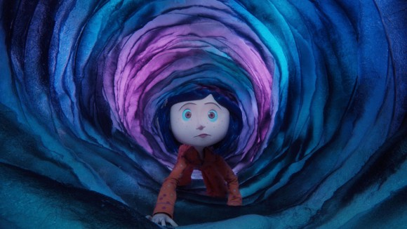LAIKA's stop motion animated 2010 Oscar nominee 'Coraline""