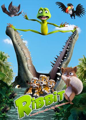 Sean Astin Stars As a Frog