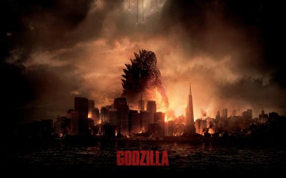 Warner Bros' 'Godzilla'
