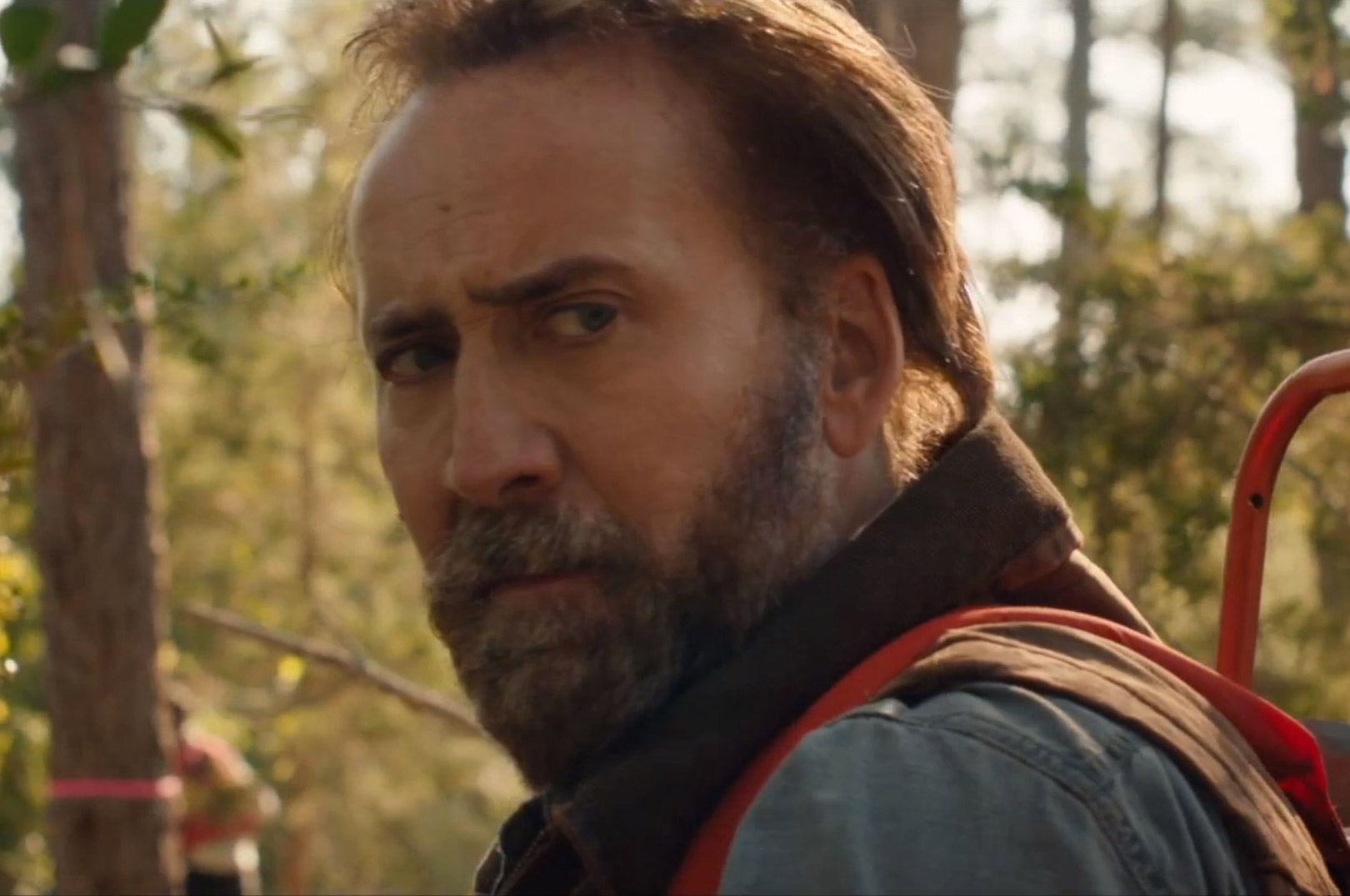 Nic Cage will Star in a Movie Based on a H P  Lovecraft