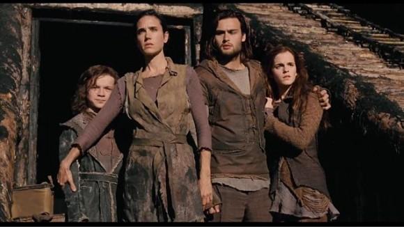 noah ark family