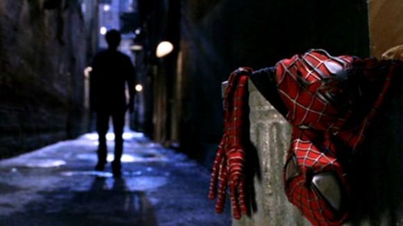 """I'm Spider-Man no more."" Roll credits."