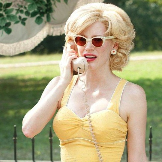 Jessica Chastain in 2011's 'The Help'