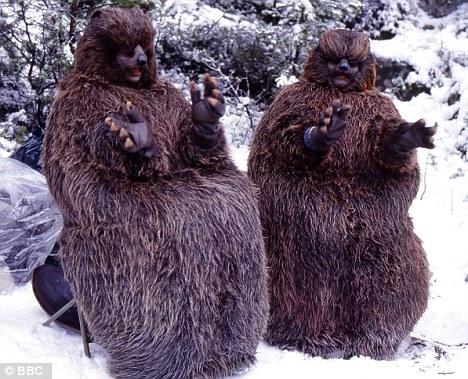 old beavers