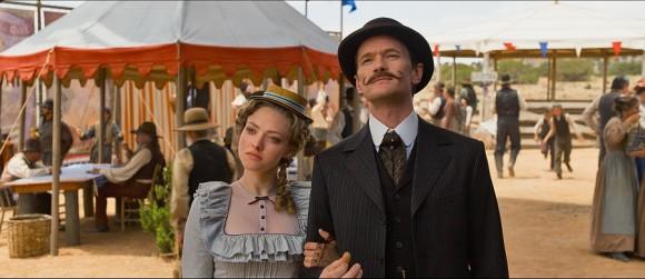 Film Title: A Million Ways to Die in the West