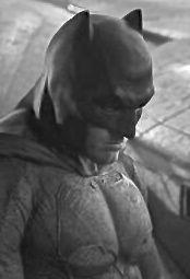 Batman Ben Affleck torso