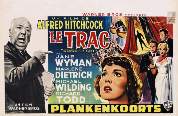 French Poster for the Film.