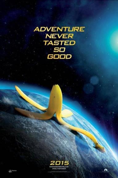 Bananaman teaser poster.