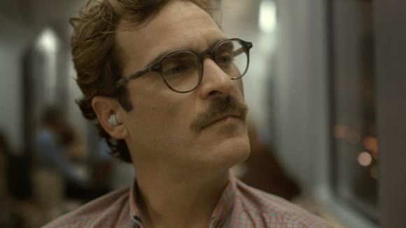 Joaquin Phoenix in Spike Jonze's 'Her' (2013)