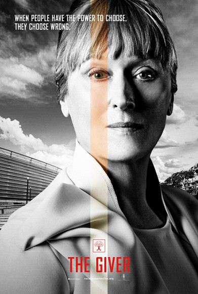 Streep The Giver